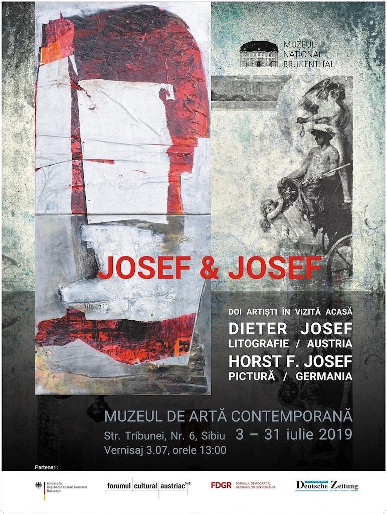 Afis Josef und Josef Sibiu