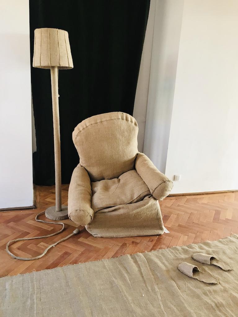 Matei Bocancios la Muzeul de Arta Cluj Napoca
