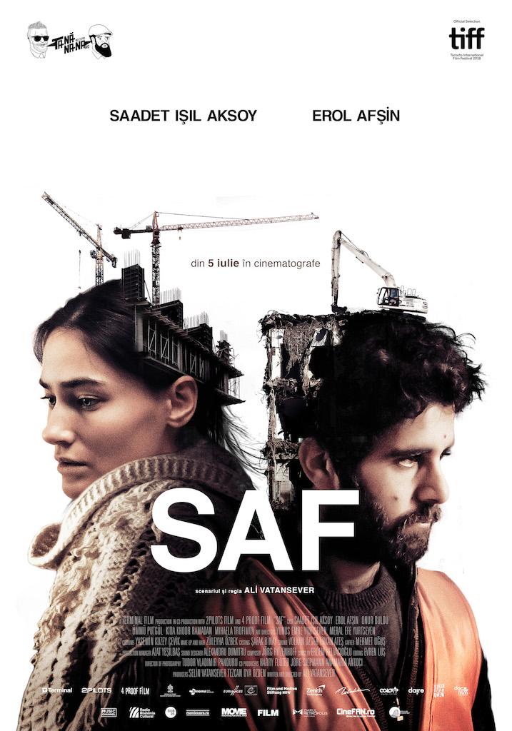 SAF Poster