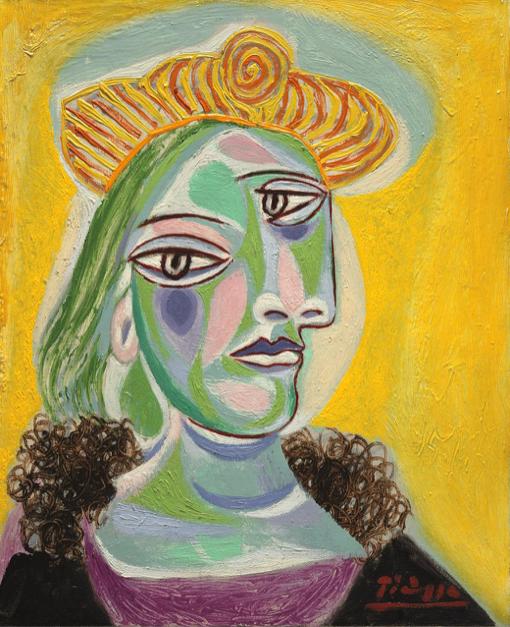 Dora Maar, 1938