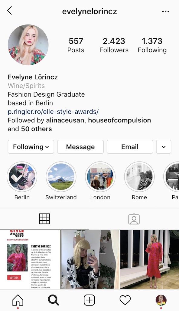 Evelyne Lorincz