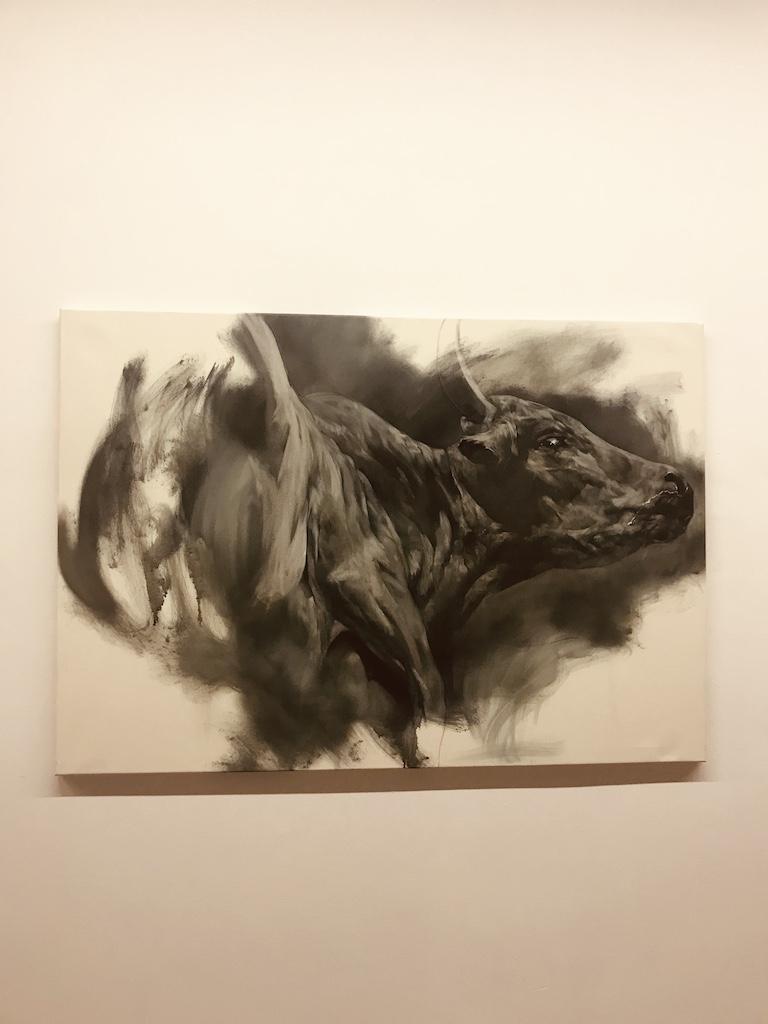 Lucrarea preferata a artistului sibian Albert Sofian, expusa la Halucinarium in toamna lui 2018