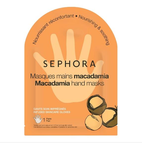 Masca pentru maini Macadamia, Sephora Collection, 20 lei