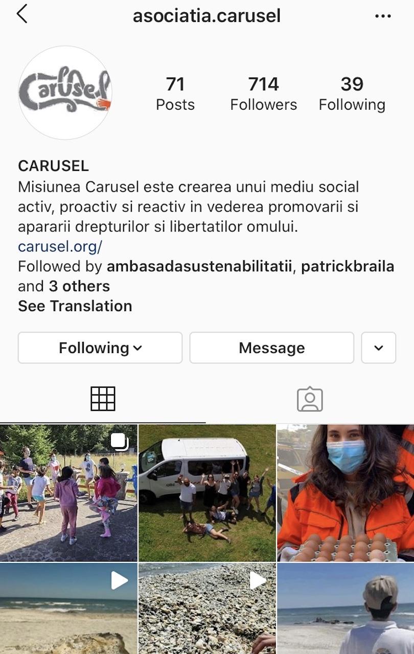 Asociatia Carusel