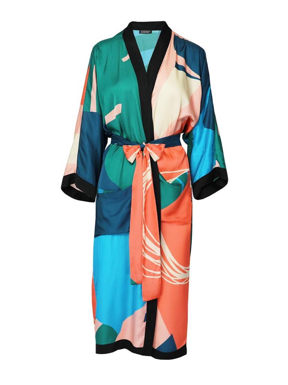 Kimono Bird of Paradise, Smaranda Almasan