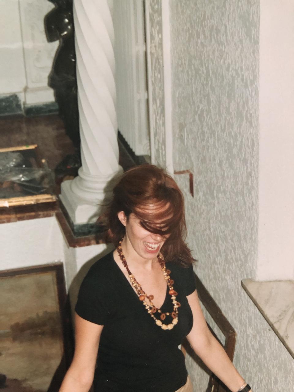 La Ambasada Israel, in anii din Doctor Burghelea 5, cca 2000