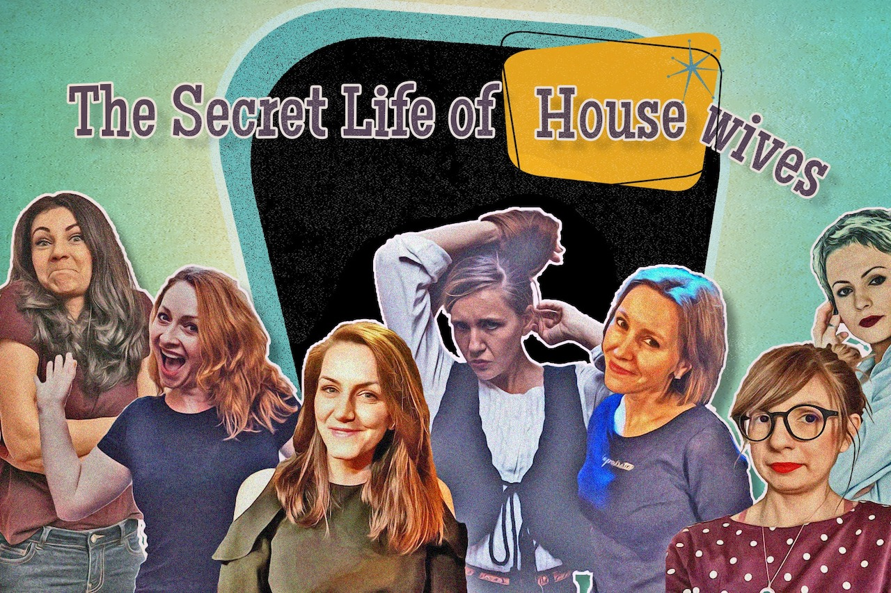 the secret life of housewives