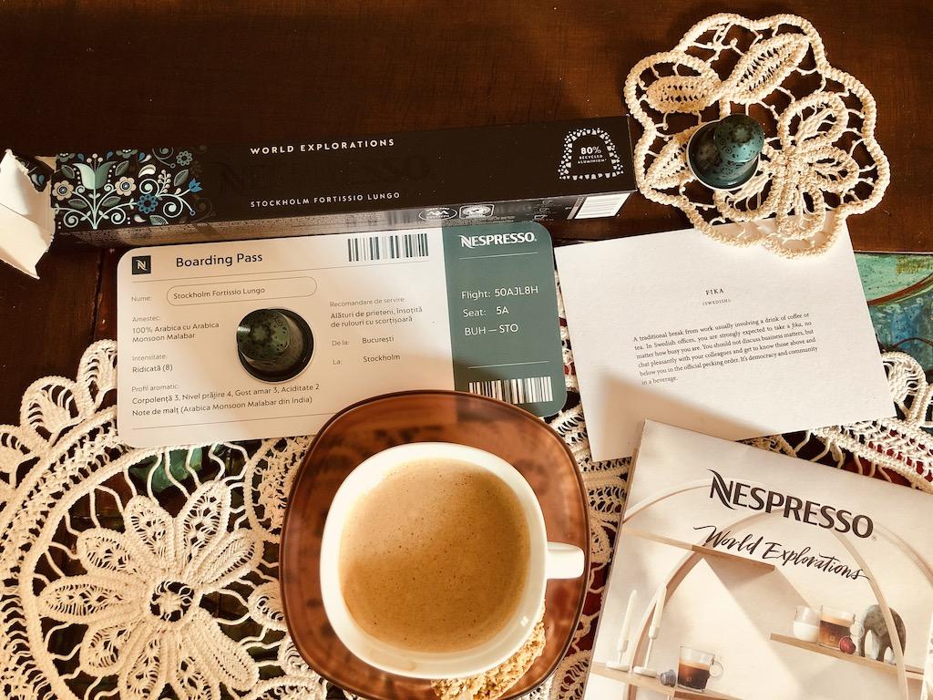 Nespresso Stockholm