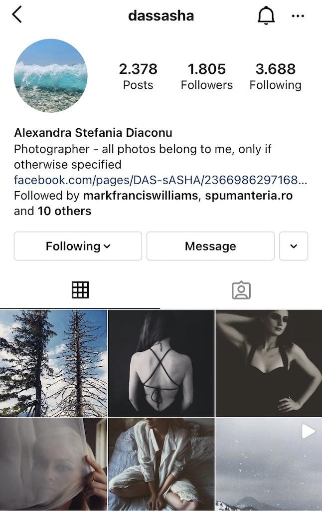 Alexandra Stefania Diaconu