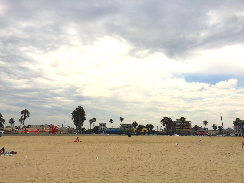 Venice Beach, august 2015