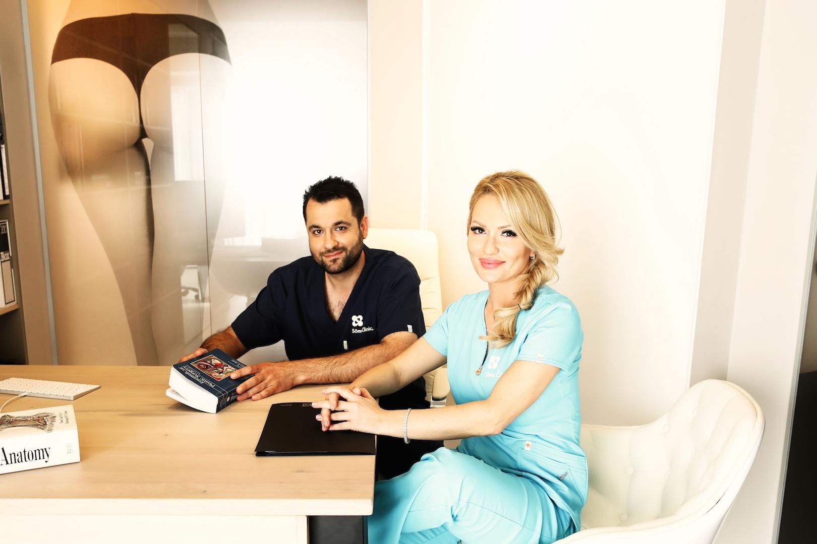 Doctors. Nico Ferariu si Dr. Khalid
