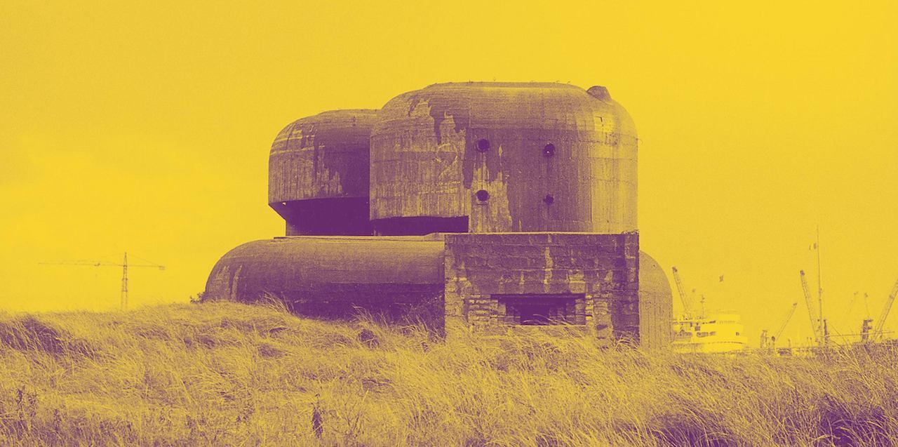 Deschidere mare, Parter_Et.3_Paul Virilio, Bunker Archaeology
